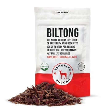 16 oz Grass Fed Biltong | Bulu Box - sample superior vitamins and supplements
