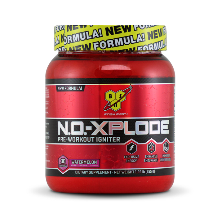 BSN N.O.-XPLODE 2.0 | Bulu Box - sample superior vitamins and supplements