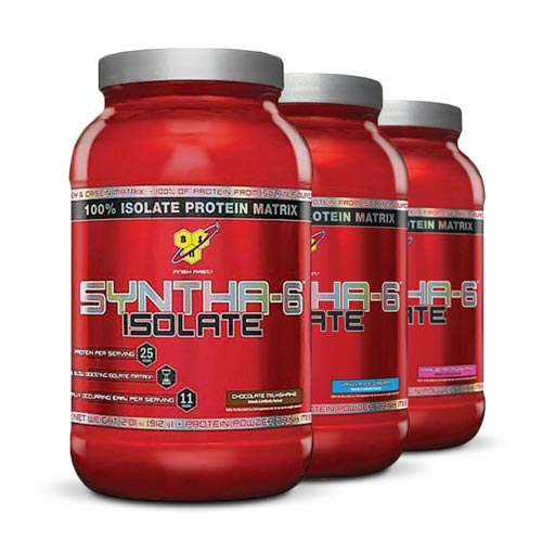 BSN Syntha-6 Isolate | Bulu Box - sample superior vitamins and supplements