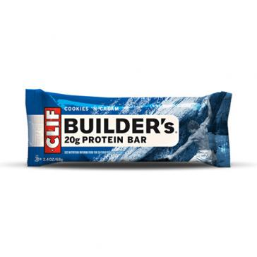 Clif Builder's Bar Cookies N Cream | Bulu Box - Sample Superior Vitamins and Supplements