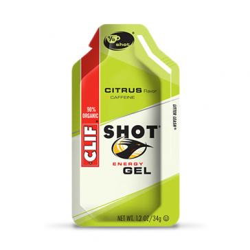 Clif Gel Shot - Citrus | Bulu Box - Sample Superior Vitamins and Supplements