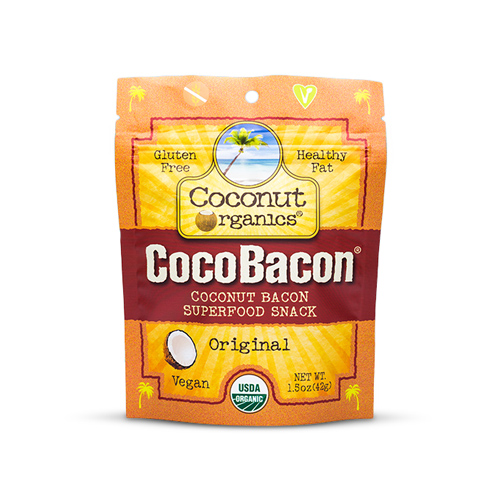 Coconut Organics® CocoBacon® | Bulu Box - Sample Superior Vitamins and Supplements