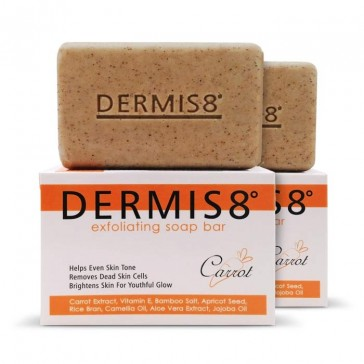 Dermis8° Soap - 2 Pack 200 Gram Bars | Bulu Box - sample superior vitamins and supplements