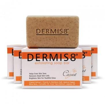 Dermis8° Soap - 6 Pack 200 Gram Bars   Bulu Box - sample superior vitamins and supplements