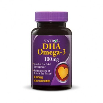 Natrol DHA Omega-3 | Bulu Box - sample superior vitmamins and supplements