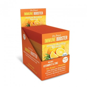 Dr. Price's Immunity Booster Vites | Bulu Box - sample superior vitamins and supplements