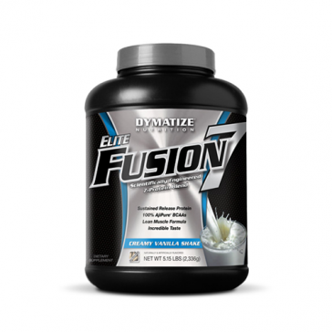 Dymatize Elite Fusion 7 Creamy Vanilla | Bulu Box - sample superior vitamins and supplements