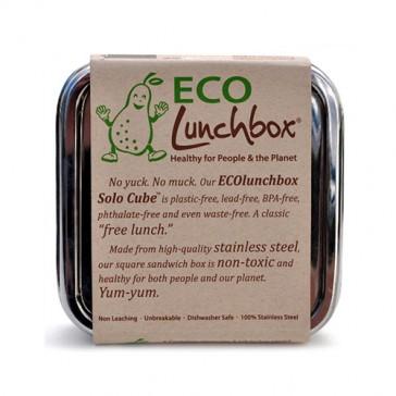 ECOlunchbox Solo Cube | Bulu Box