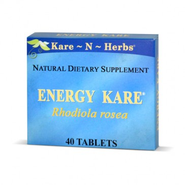 Kare-N-Herbs Energy Kare   Bulu Box - sample superior vitamins and supplements