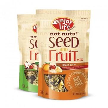 Enjoy Life Foods Seed & Fruit Mix | Bulu Box - sample superior vitamins and supplements