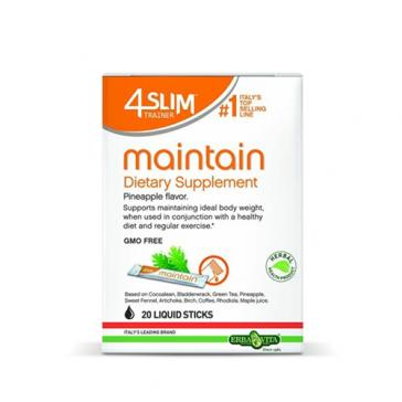 Erba Vita 4 Slim Trainer Maintain | Bulu Box - sample superior vitamins and supplements