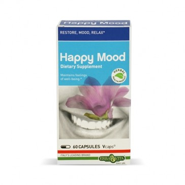 Erba Vita Happy Mood | Bulu Box - sample superior vitamins and supplements