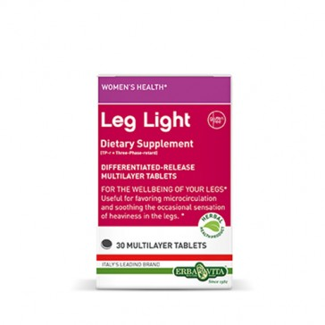 Erba Vita Leg Light | Bulu Box - sample superior vitamins and supplements