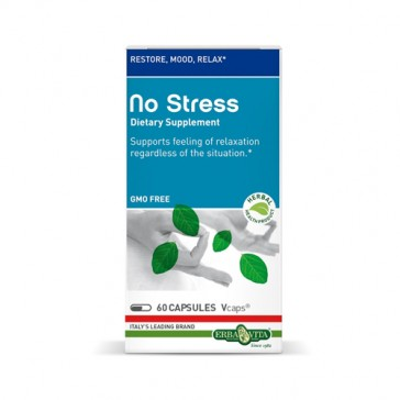 Erba Vita No Stress | Bulu Box - sample superior vitamins and supplements