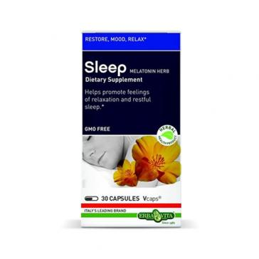 Erba Vita Sleep Melatonin Herb | Bulu Box - sample superior vitamins and supplements