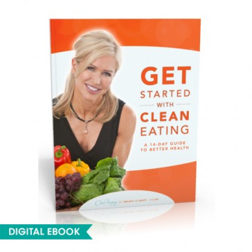 Chris Freytag's Get Started with Clean Eating: 14-Day Guide to Better Health