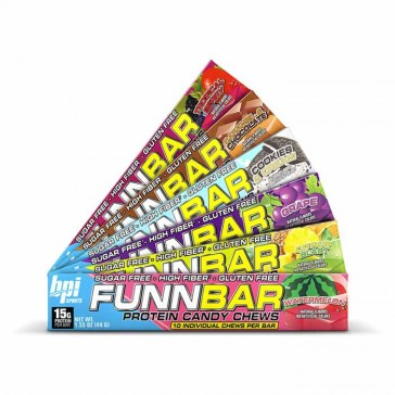Funnbar Protein Candy Chews | Bulu Box - sample superior vitamins and supplements
