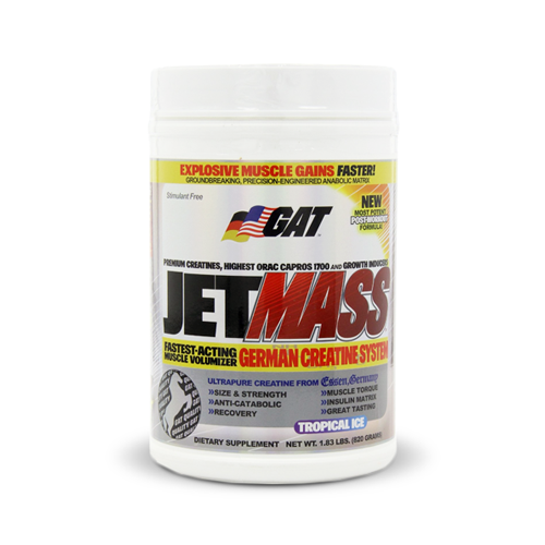 GAT JetMass | Bulu Box - sample superior vitamins and supplements