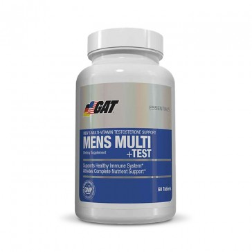 GAT Mens Multi + Test | Samples Superior Vitamins and Minerals