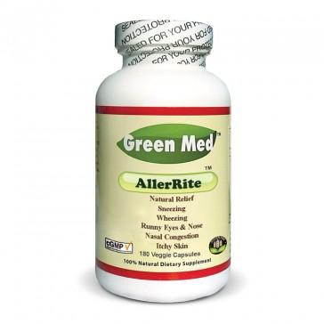 Green Med AllerRite | Bulu Box - sample superior vitamins and supplements