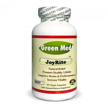 Green Med JoyRite | Bulu Box - sample superior vitamins and supplements