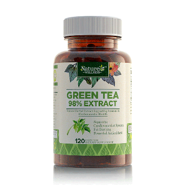 Green Tea Extract | Bulu Box - sample superior vitamins and supplements