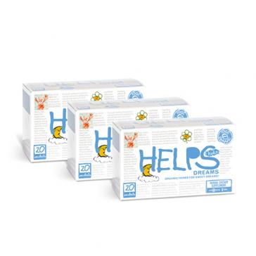 Helps Kids for Dreams | Bulu Box - sample superior vitamins and supplements