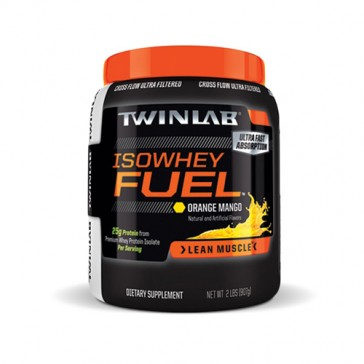 Twinlab Iso Whey Fuel Orange Mango | Bulu Box - Sample Superior Vitamins and Supplements