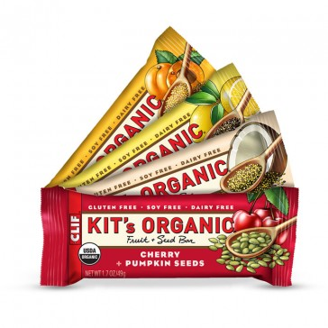 Clif Bar - Kit's Organic Fruit + Seed Bar | Bulu Box - Sample Superior Vitamins and Supplements