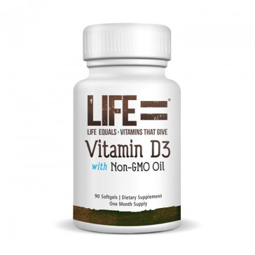 Life Equals Vitamin D3 | Bulu Box - sample superior vitamins and supplements