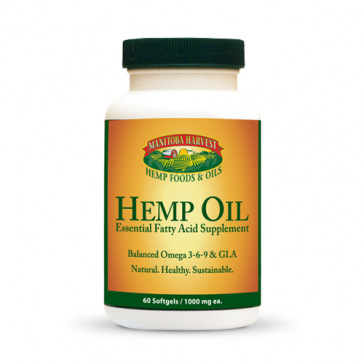 Manitoba Harvest Hemp Oil Softgels | Bulu Box - sample superior vitamins and supplements
