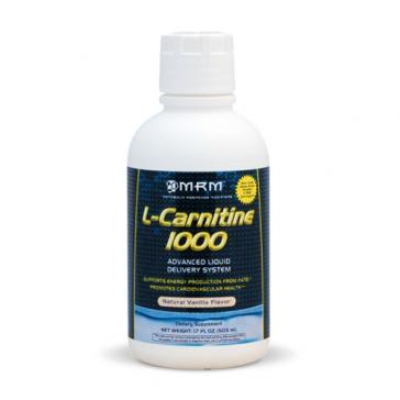 MRM L-Carnitine 1000 | Bulu Box - sample superior vitamins and supplements