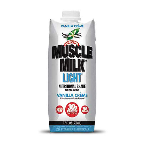 Muscle Milk Ready-To-Drink Light | Bulu Box - sample superior vitamins and supplements