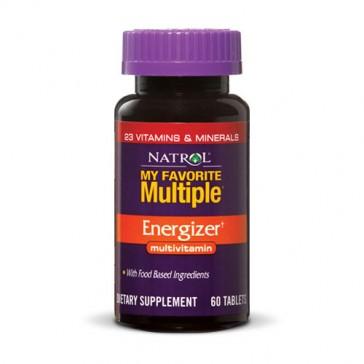 Natrol My Favorite Multiple Energizer | Bulu Box - sample superior vitamins and supplements