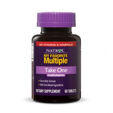Natrol My Favorite Multiple Take One | Bulu Box - sample superior vitamins and supplements
