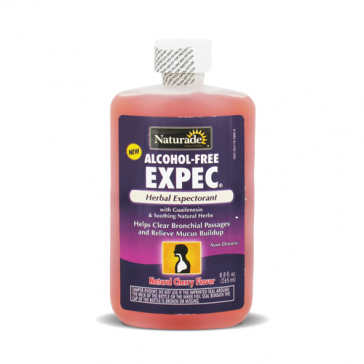 Naturade Herbal Alcohol-Free Expectorant | Bulu Box - sample superior vitamins and supplements