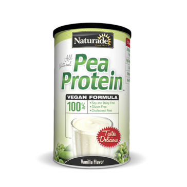 Naturade Pea Protein - Vanilla | Bulu Box - sample superior vitamins and supplements