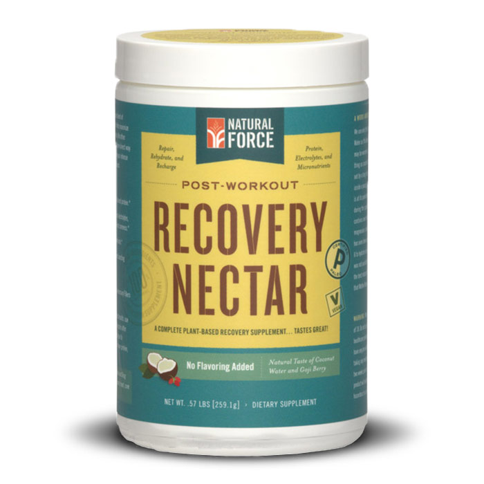 Natural Force Recovery Nectar | Bulu Box Sample Superior Vitamins and Supplements