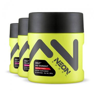 Neon Sport Volt | Bulu Box - sample superior vitamins and supplements