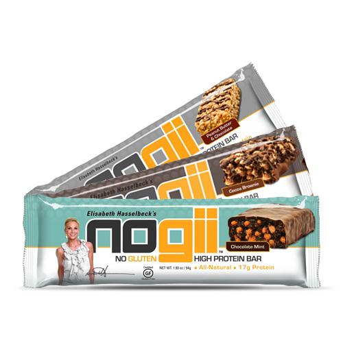 NoGii High Protein Bar | Bulu Box - sample superior vitamins and supplements