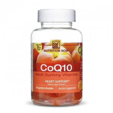 Nutrition Now CoQ10 Adult Gummy Vitamins | Bulu Box - sample superior vitamins and supplements