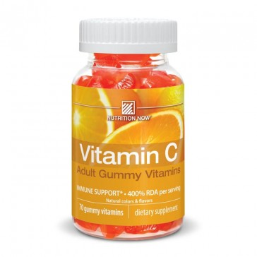 Nutrition Now Vitamin C Gummy Vitamins | Bulu Box - sample superior vitamins and supplements