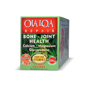Ola Loa- Bone / Joint Repair, Orange | Bulu Box - sample superior vitamins and supplements