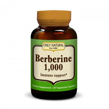 Only Natural - Berberine 1000 | Bulu Box - sample superior vitamins and supplements