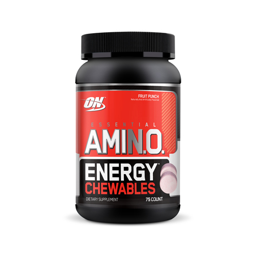 Optimum Nutrition Essential Amino Energy Chewables  | Bulu Box - sample superior vitamins and supplements
