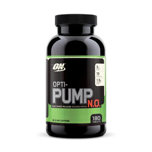 Optimum Nutrition Opti-Pump N.O.  | Bulu Box - sample superior vitamins and supplements