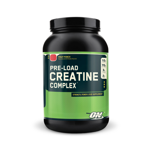 Optimum Nutrition Pre-Load Creatine Complex  | Bulu Box - sample superior vitamins and supplements