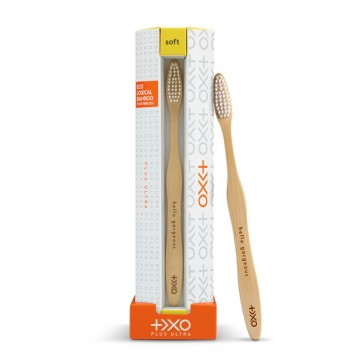 Hello Gorgeous - Adult Bamboo Toothbrush | Bulu Box - sample superior vitamins and supplements