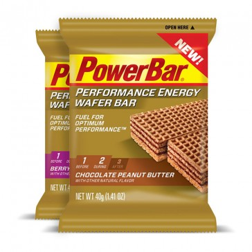 PowerBar Performance Energy Wafer Bars | Bulu Box - sample superior vitamins and supplements