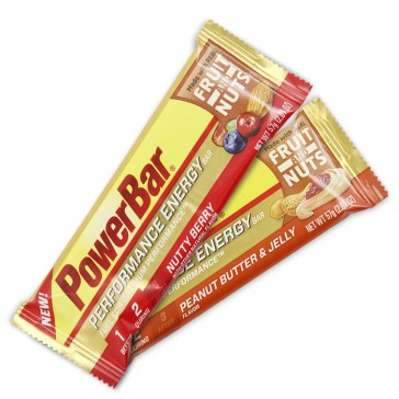 PowerBar Performance Energy Fruit & Nuts Bar | Bulu Box - sample superior vitamins and supplements
